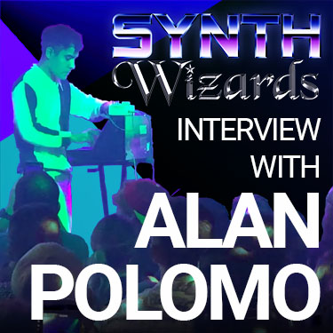 Synth Wizards Interviews: Alan Palomo