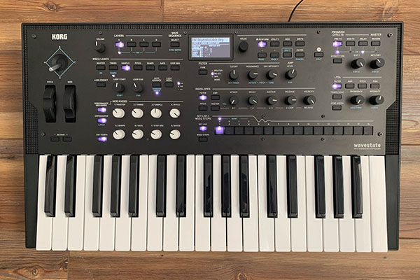 Korg Wavestate synthesizer - IN STOCK