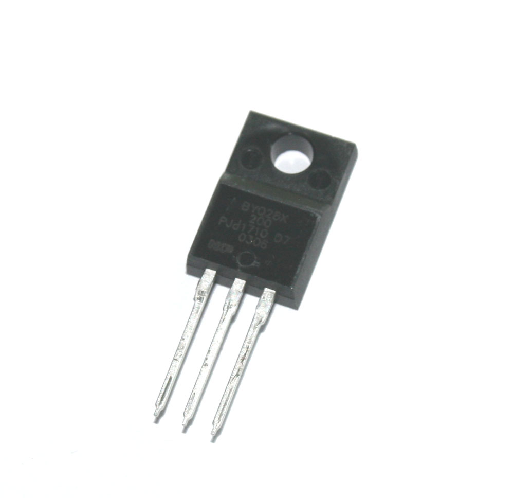 Rectifier diode, BYQ28X