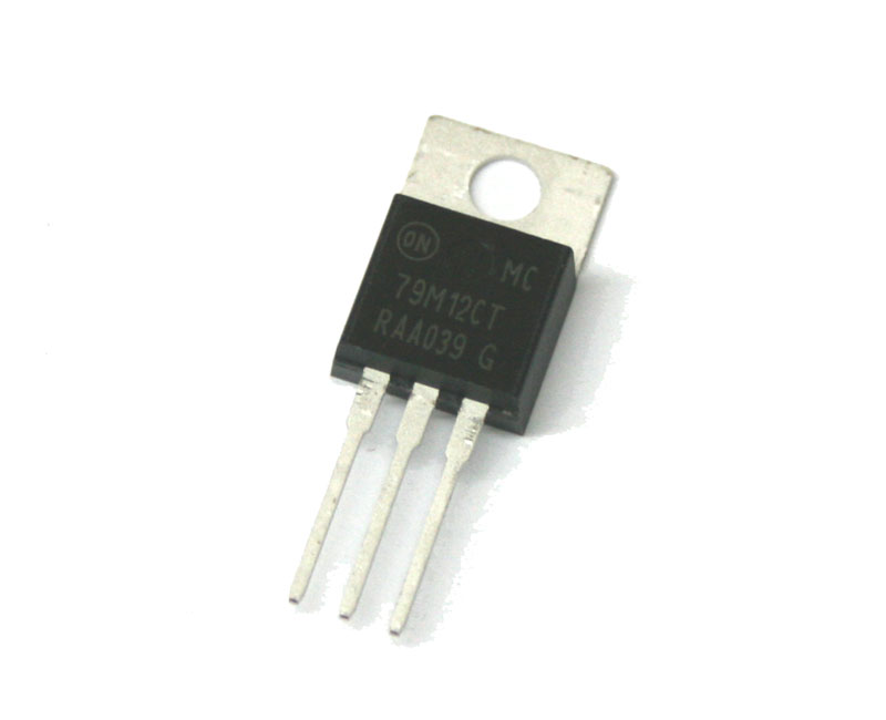 Voltage regulator, 79M12