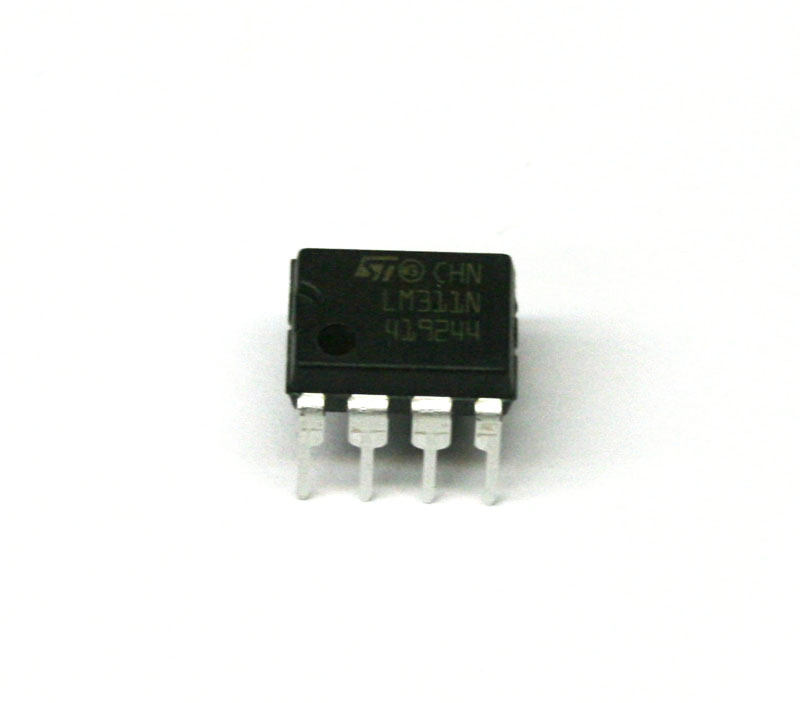 IC, LM311 comparator