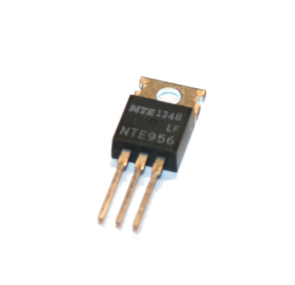 Voltage regulator, UA317UC or NTE956