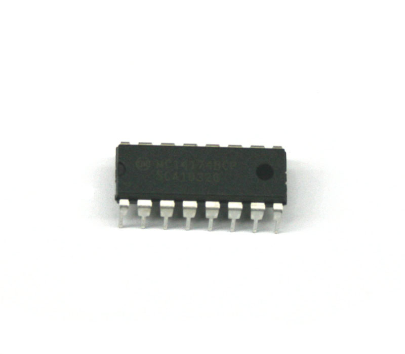 IC, 40174 flip-flop (replaces 14174)