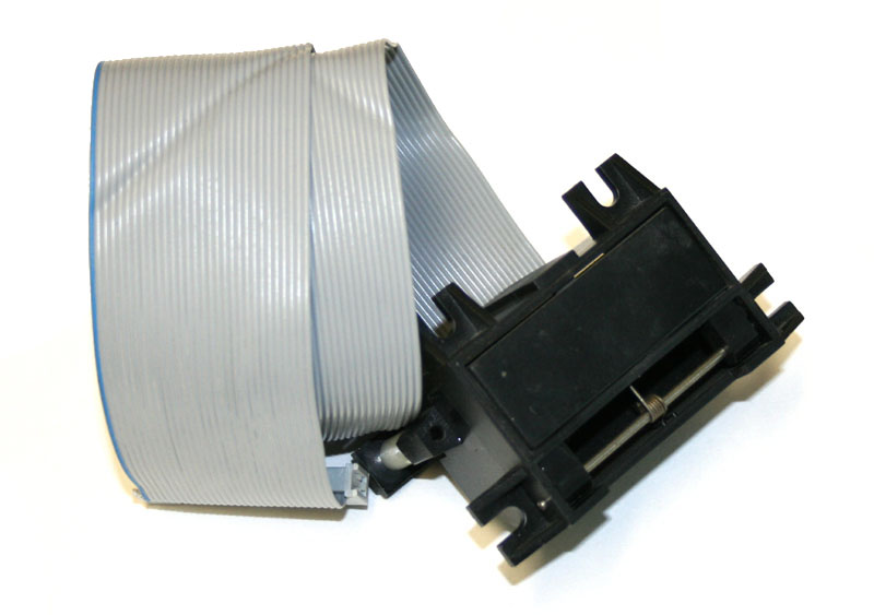 Cartridge receptacle, Ensoniq