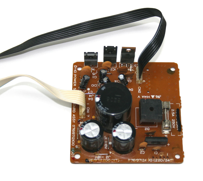 Power supply board, Roland D-10