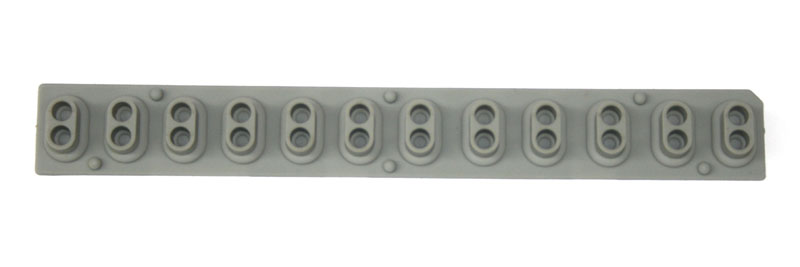 Contact strip, 12-note, Roland