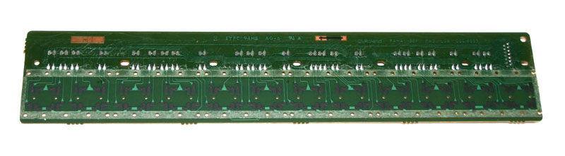 Keyboard contact board, 24-note (Low)