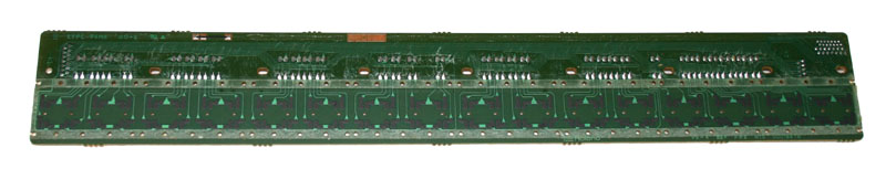 Keyboard contact board, 32-note (Mid), Roland
