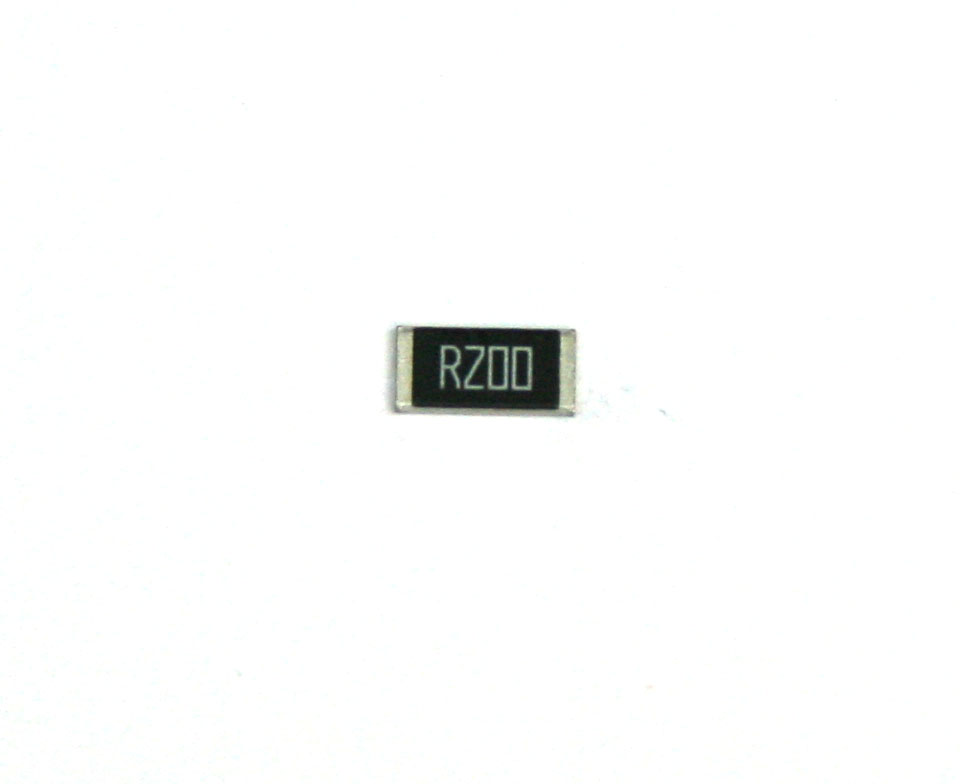 Resistor (fuse), 0.2 ohm surface mount