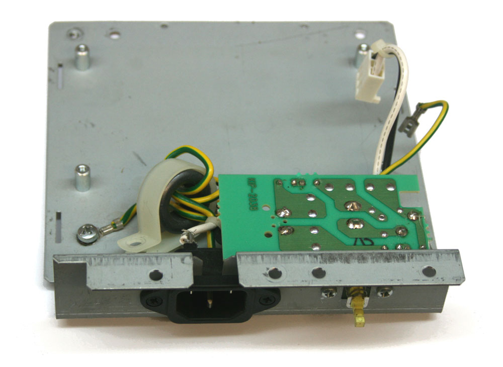 Power inlet assembly, Korg