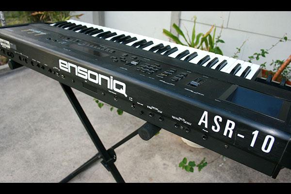 Ensoniq ASR-10 keyboard
