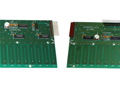 VFX keyboard PCB connector