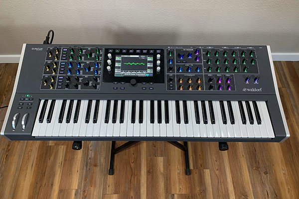 Waldorf Quantum synthesizer - IN STOCK